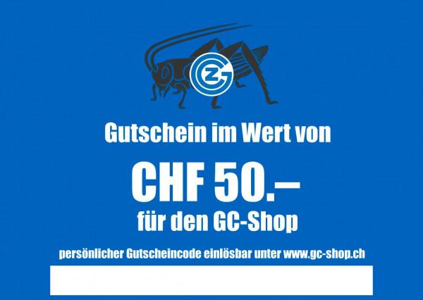 Gutschein CHF 50.--