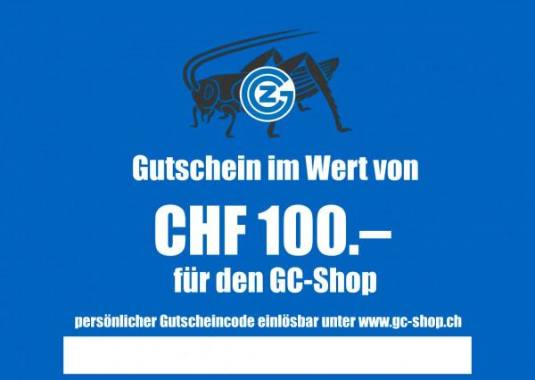 Gutschein CHF 100.--